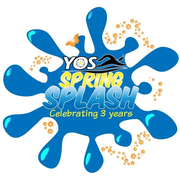 YOS 3rd Birthday Spring Splash – Saturday 15th April 2017